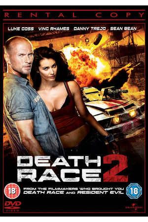 Poster: Death Race 2