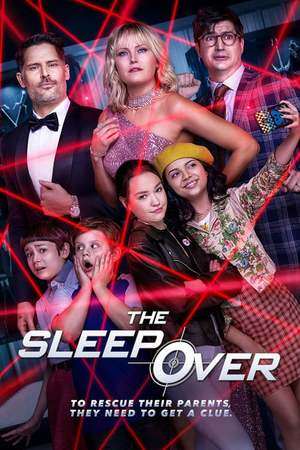 Poster: The Sleepover