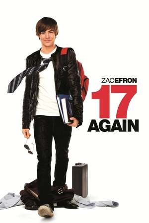 Poster: 17 Again - Back to High School