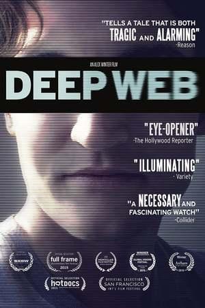 Poster: Deep Web - Der Untergang der Silk Road