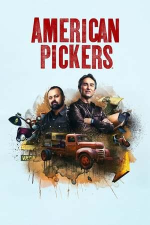Poster: American Pickers – Die Trödelsammler