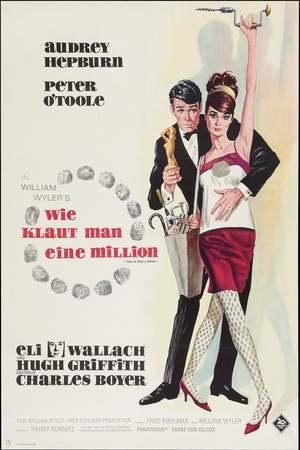Poster: Wie klaut man eine Million?