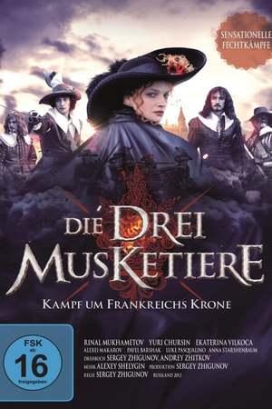 Poster: Die drei Musketiere - Kampf um Frankreichs Krone