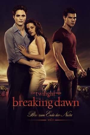 Poster: Breaking Dawn - Bis(s) zum Ende der Nacht - Teil 1