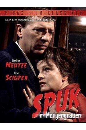 Poster: Spuk im Morgengrauen