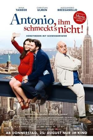 Poster: Antonio, ihm schmeckt's nicht!