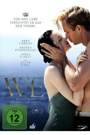 Poster: W.E. Die Romanze des Jahrhunderts