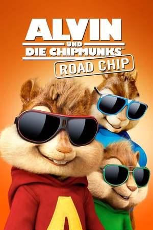 Poster: Alvin und die Chipmunks - Road Chip