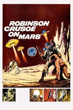 Poster: Notlandung im Weltraum