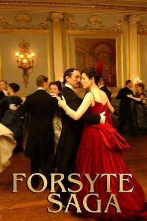Poster: The Forsyte Saga