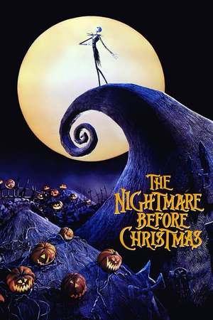 Poster: Nightmare Before Christmas