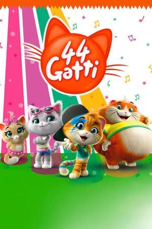 Poster: 44 Gatti