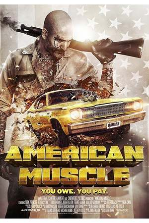 Poster: American Muscle
