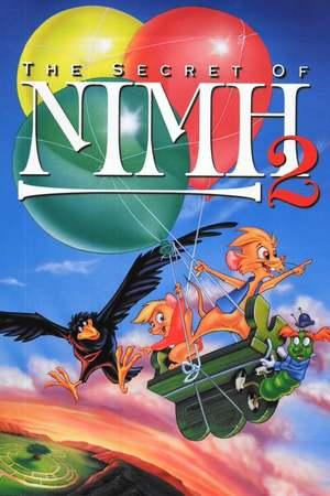 Poster: Timmy und das Geheimnis von Nimh