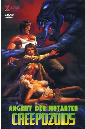 Poster: Creepozoids - Angriff der Mutanten