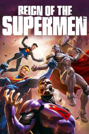 Poster: Reign of the Supermen