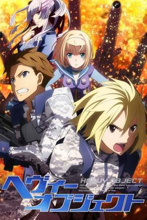 Poster: Heavy Object