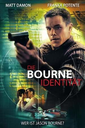Poster: Die Bourne Identität