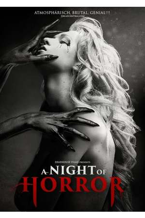 Poster: A Night of Horror Volume 1