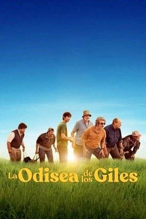 Poster: La Odisea de los Giles