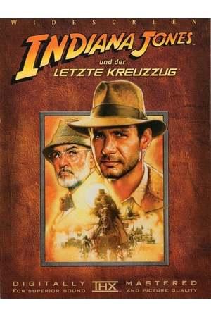 Poster: Indiana Jones und der letzte Kreuzzug