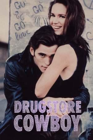 Poster: Drugstore Cowboy
