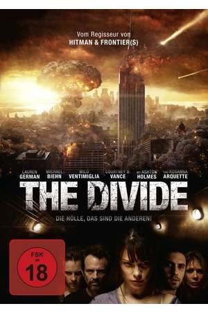 Poster: The Divide - Die Hölle sind die anderen