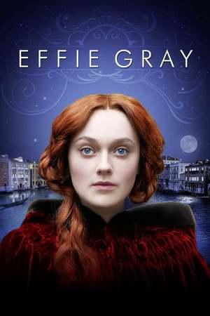 Poster: Effie Gray