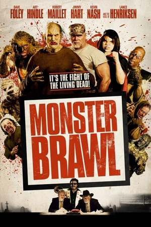 Poster: Monster Brawl