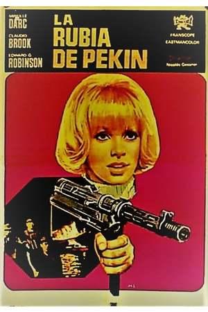 Poster: Die Blonde von Peking