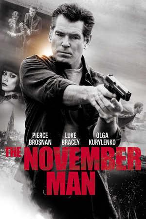Poster: The November Man
