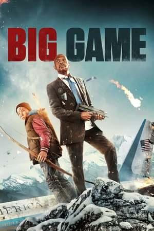 Poster: Big Game - Die Jagd beginnt