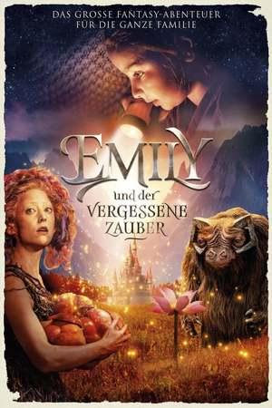 Poster: Emily und der vergessene Zauber