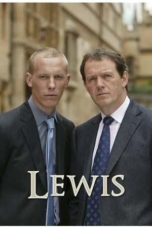 Poster: Lewis – Der Oxford Krimi