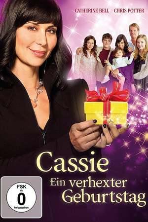 Poster: Cassie - Ein verhexter Geburtstag