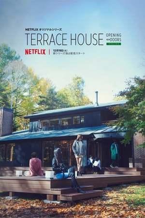 Poster: Terrace House: Alte und neue Türen
