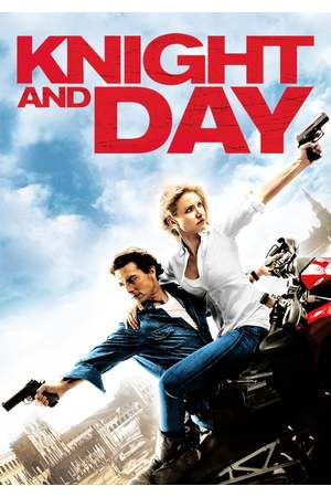 Poster: Knight and Day