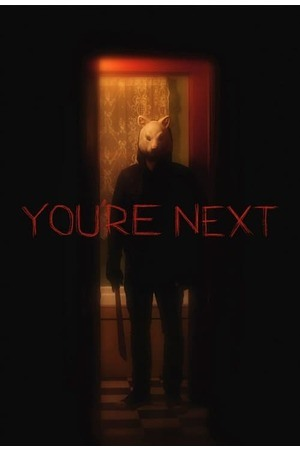 Poster: You're Next
