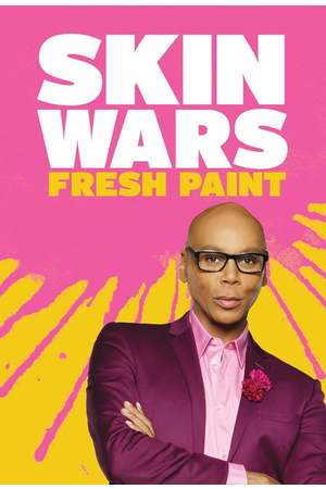 Poster: Skin Wars: Fresh Paint