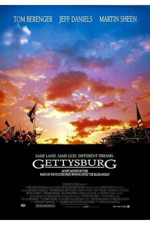 Poster: Gettysburg