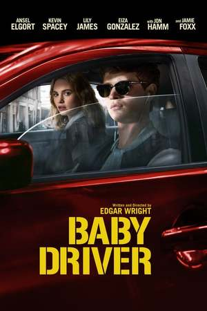 Poster: Baby Driver