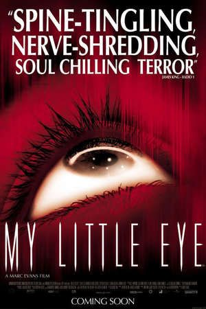 Poster: Unsichtbare Augen