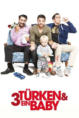 Poster: 3 Türken und ein Baby