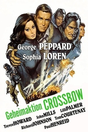 Poster: Geheimaktion Crossbow