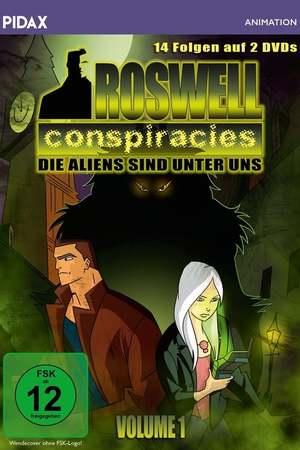 Poster: Roswell Conspiracies Die Aliens sind unter uns