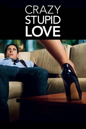 Poster: Crazy, Stupid, Love.