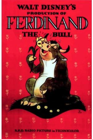 Poster: Ferdinand der Stier