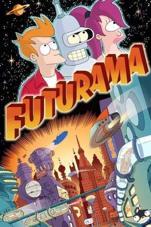Poster: Futurama