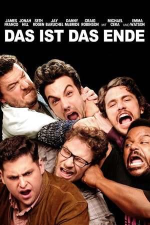 Poster: Das ist das Ende
