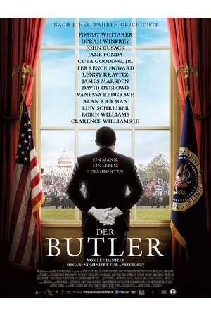 Poster: Der Butler
